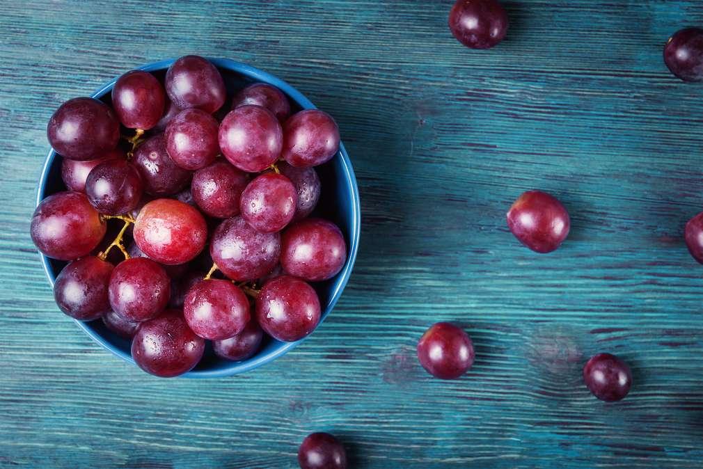 Trauben: Fruchtige Herbstboten