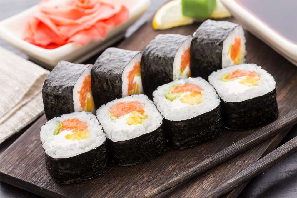 6 Fakten für Sushi-Liebhaber