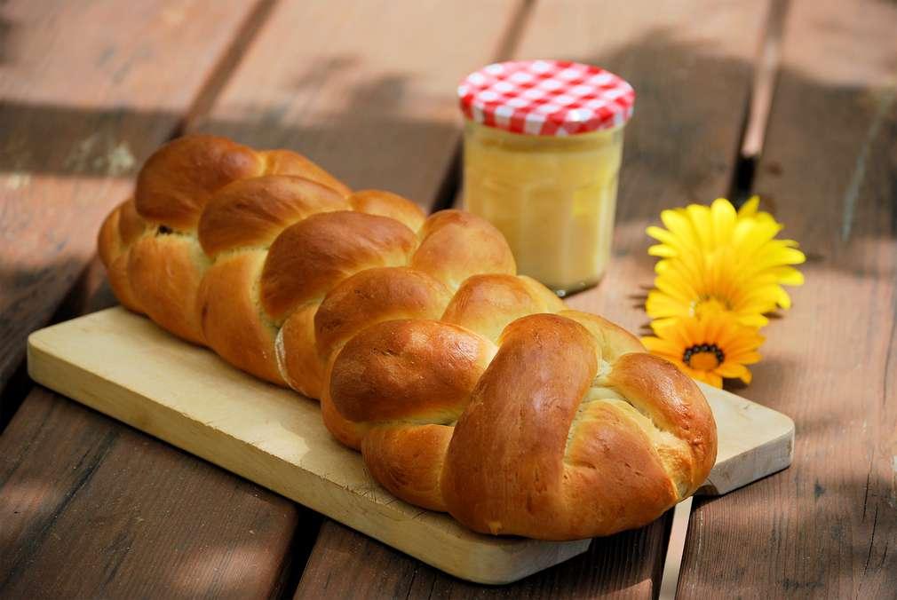 Zu Tisch mit zorra: Schweizer Butterzopf für Langschläfer
