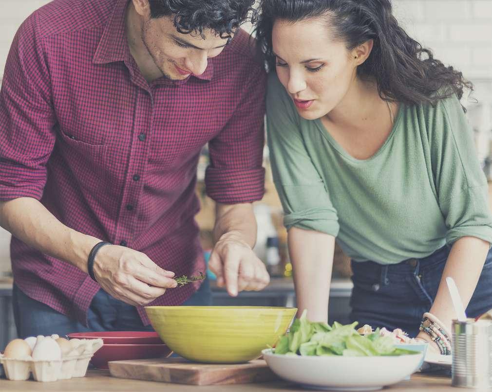 Die richtige Ernährung bei Kinderwunsch