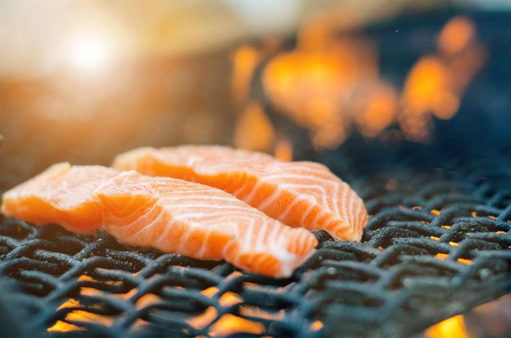 Meer auf dem Rost: Fisch richtig grillen