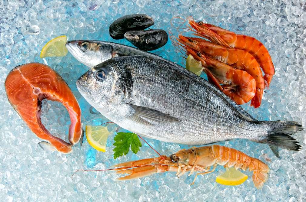 Frischen Fisch kaufen: So wird's ein guter Fang