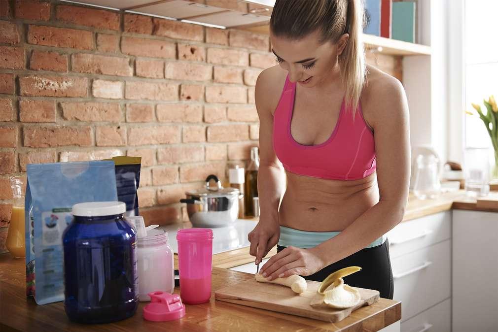 Fitness: Warum Protein wichtig für Sportler ist
