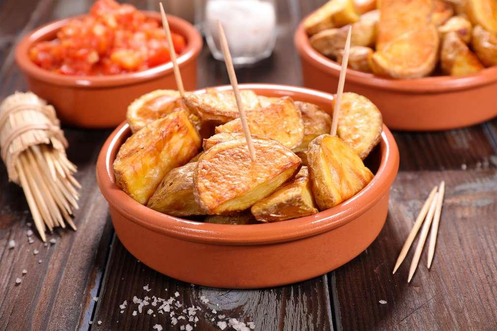 Tortilla de Patatas und Patatas Bravas: Spanien und seine Kartoffeln