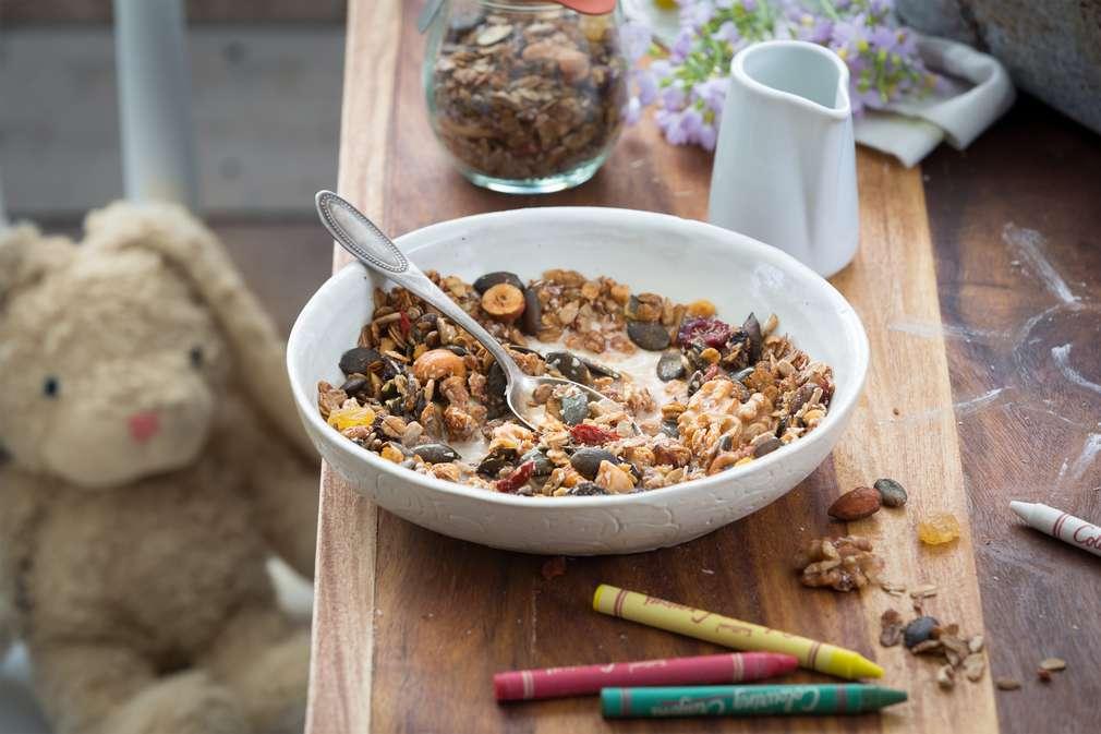 Energie für den Tag: Das gesunde Kinderfrühstück