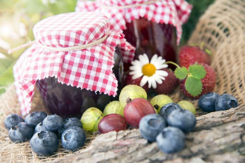 Sommer auf Vorrat - Teil 1: Einmachen, Einkochen, Einlegen