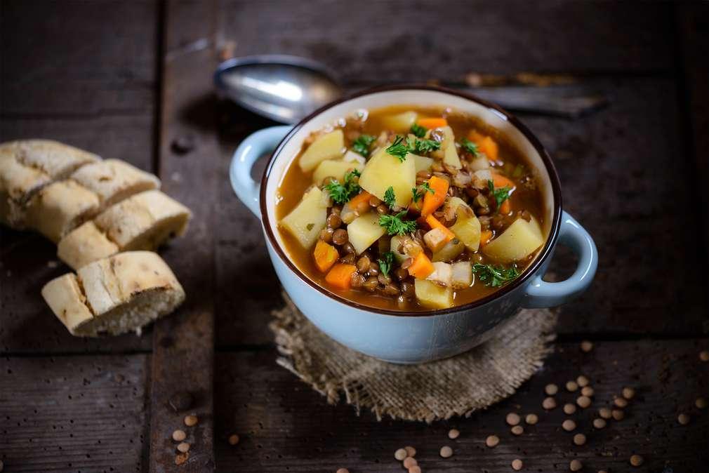 Ideal für kalte Tage: Suppe selber machen