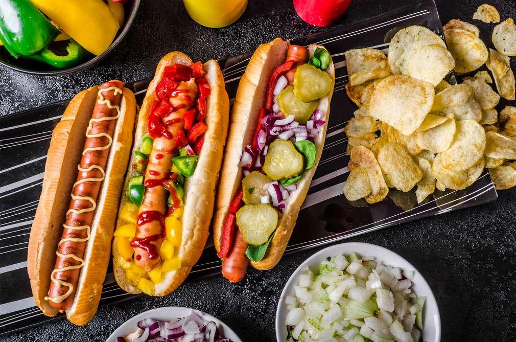 Hot Dogs: Würstchen-Klassiker in vielen Variationen