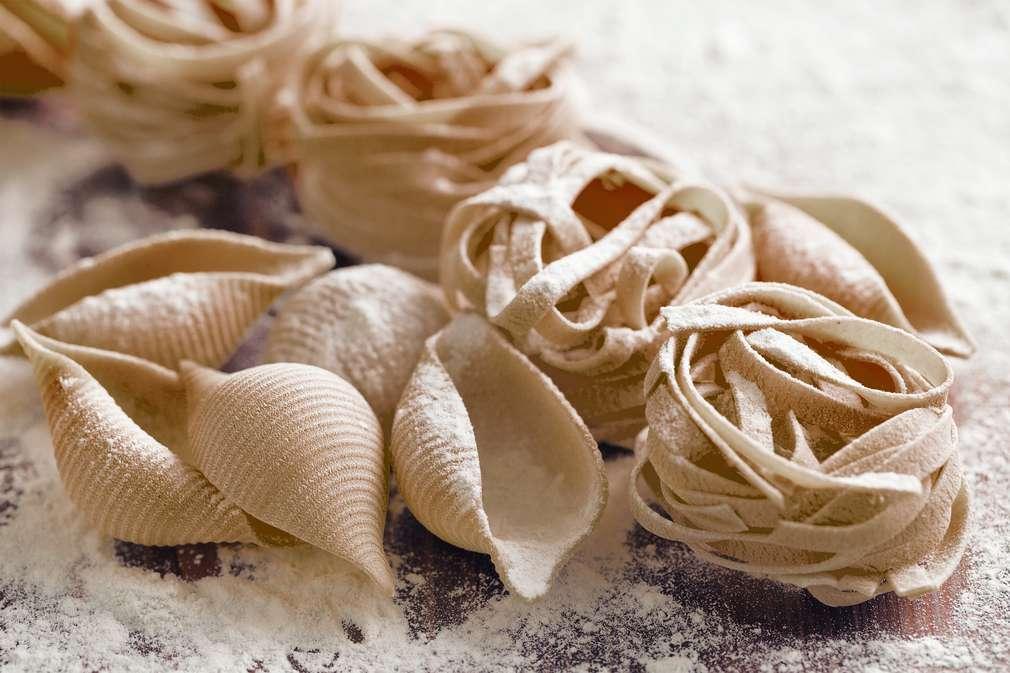 Nudeln selber machen: Frische Pasta leicht gemacht