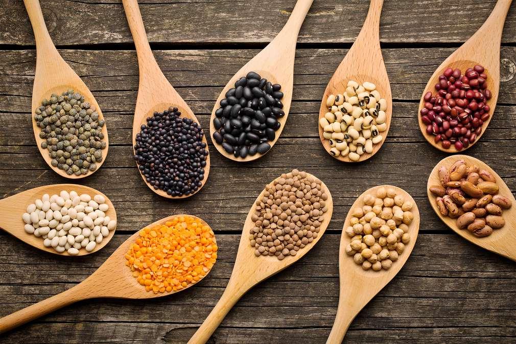 Erbsen, Bohnen, Linsen: Deshalb sind Hülsenfrüchte gesund
