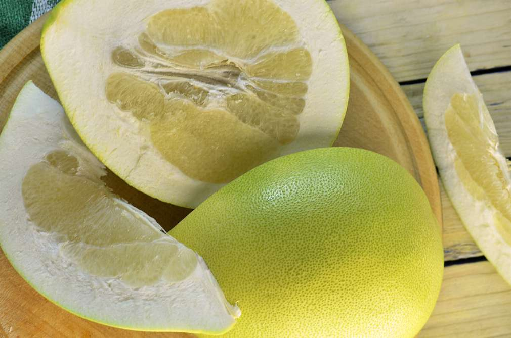 Pomelo: Das Schwergewicht unter den Zitrusfrüchten