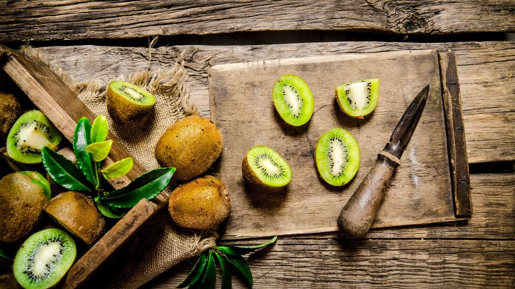 Pelzige Südfrucht: Das Kiwi-Einmaleins