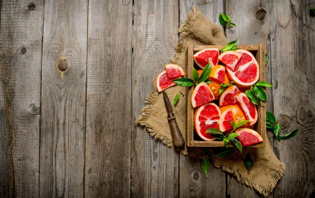 Grapefruit: Bittersüße Exotin