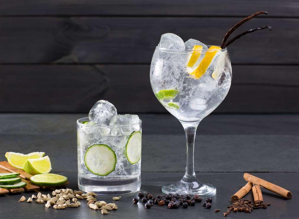 Gin - ein holländischer Export