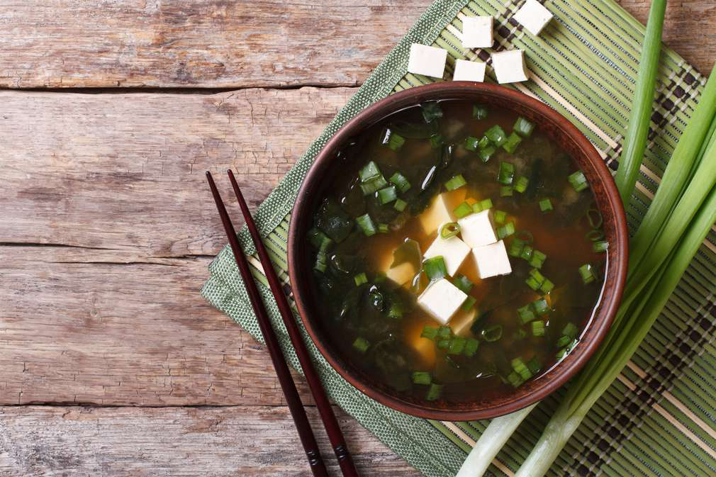 Frühstück in Japan: fettarm, gesund und ausgewogen