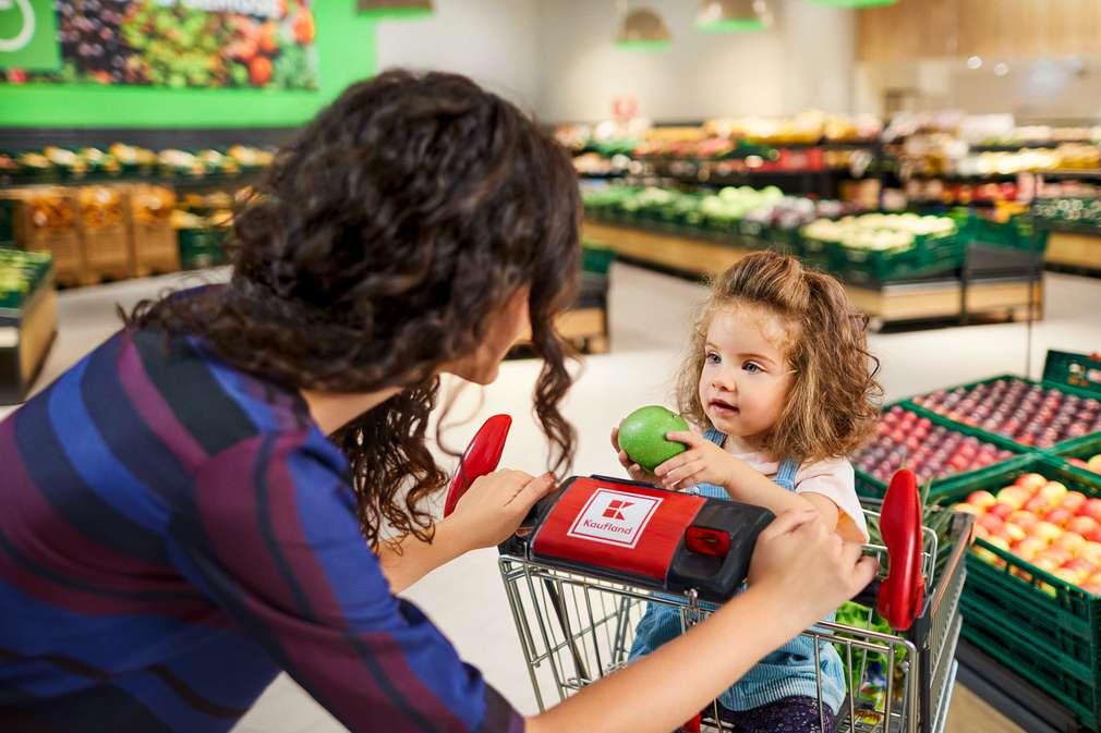 Einkaufen mit Kindern - so geht's auch ohne Stress