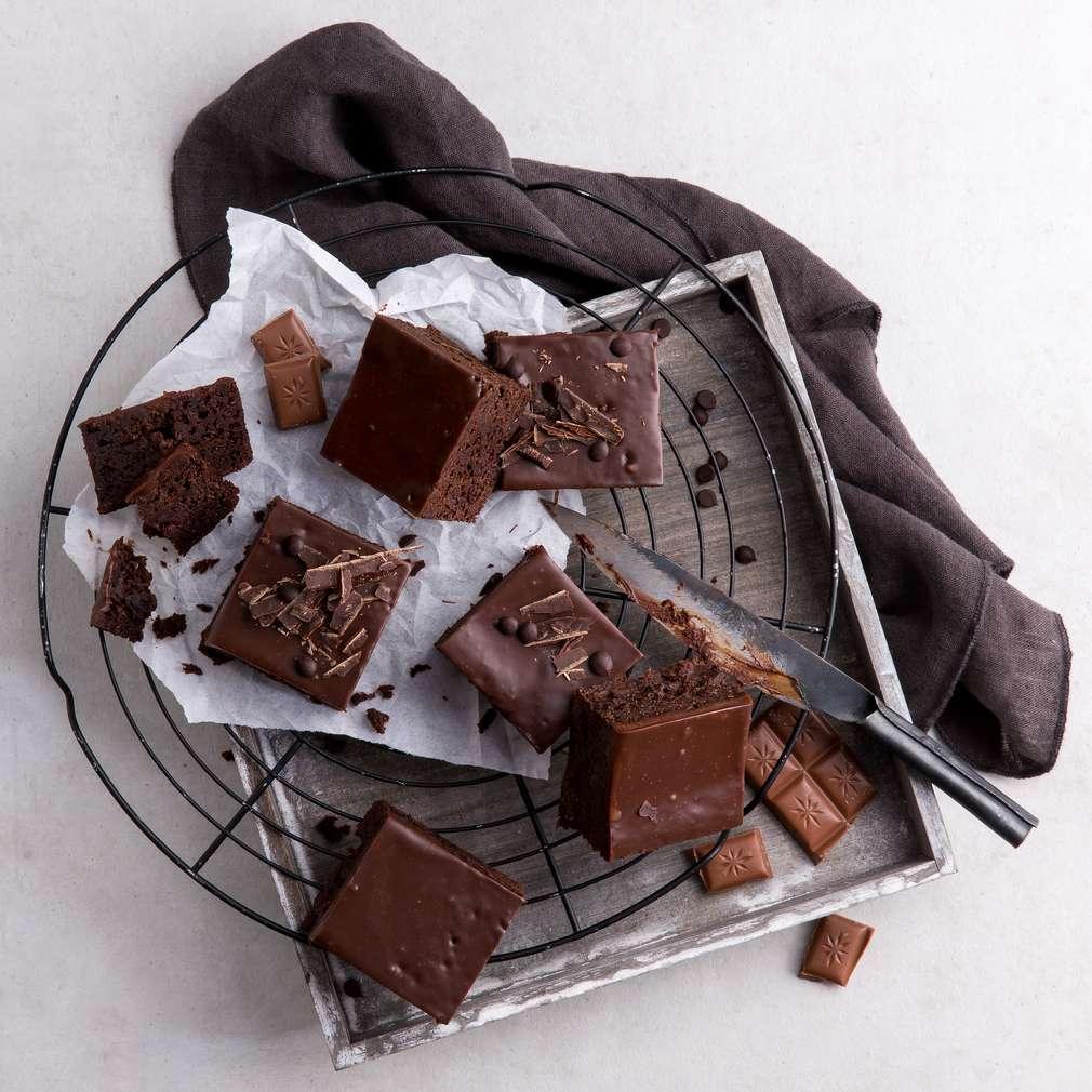 Abbildung des Rezepts Saftiger Schokoladenkuchen