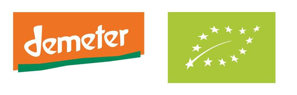EU-Bio- und Demeter-Siegel