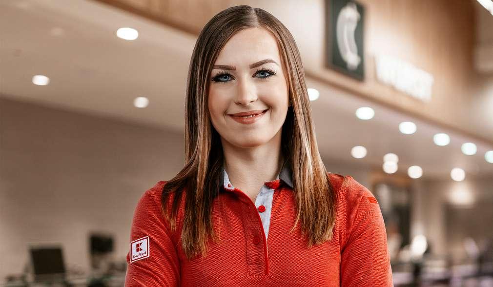 Sophie erzählt von ihrem dualen Studium bei Kaufland
