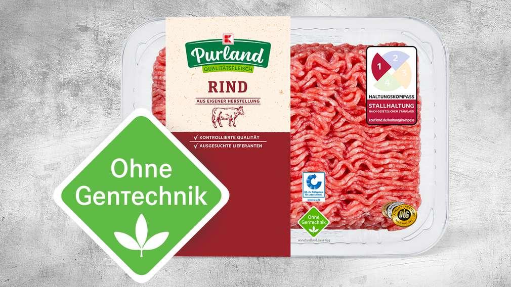 """""""Garantiert ohne Gentechnik"""": Kaufland setzt neuen Standard bei Rindfleischqualität"""