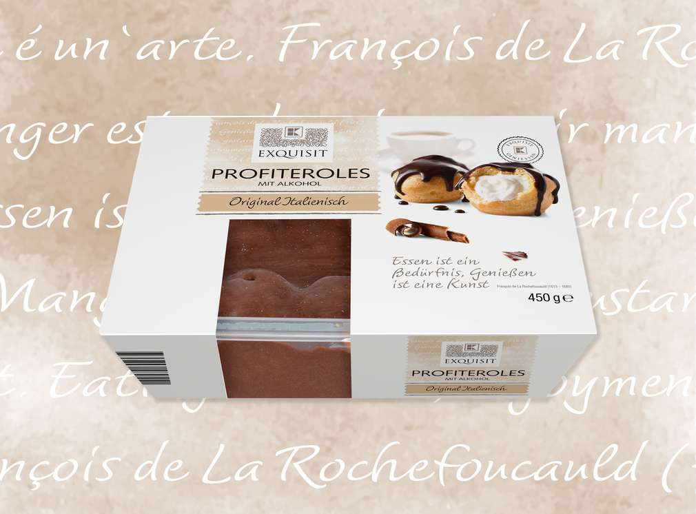 Profiteroles von EXQUISIT
