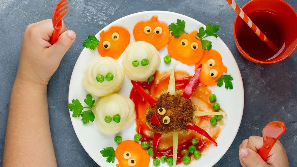 Kindern Lust auf Gemüse machen