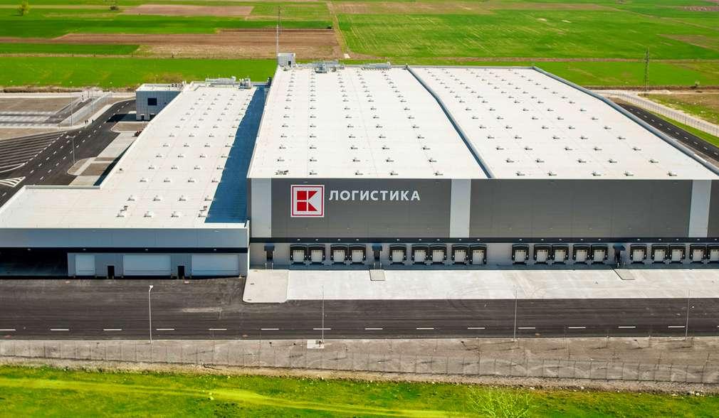 Logistikzentrum Bulgarien