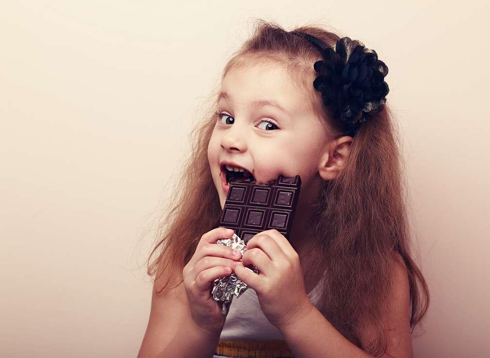 Es stimmt wirklich: Schokolade macht glücklich!
