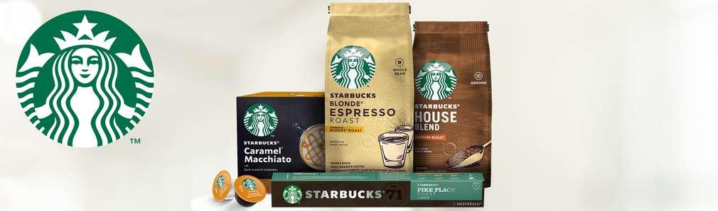 Kaffeeprodukte von Starbucks®