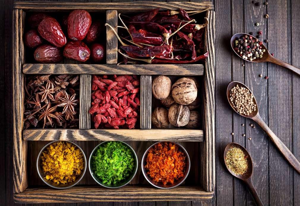 Nichts für schwache Geschmacksnerven: Gewürze mal ganz anders einsetzen