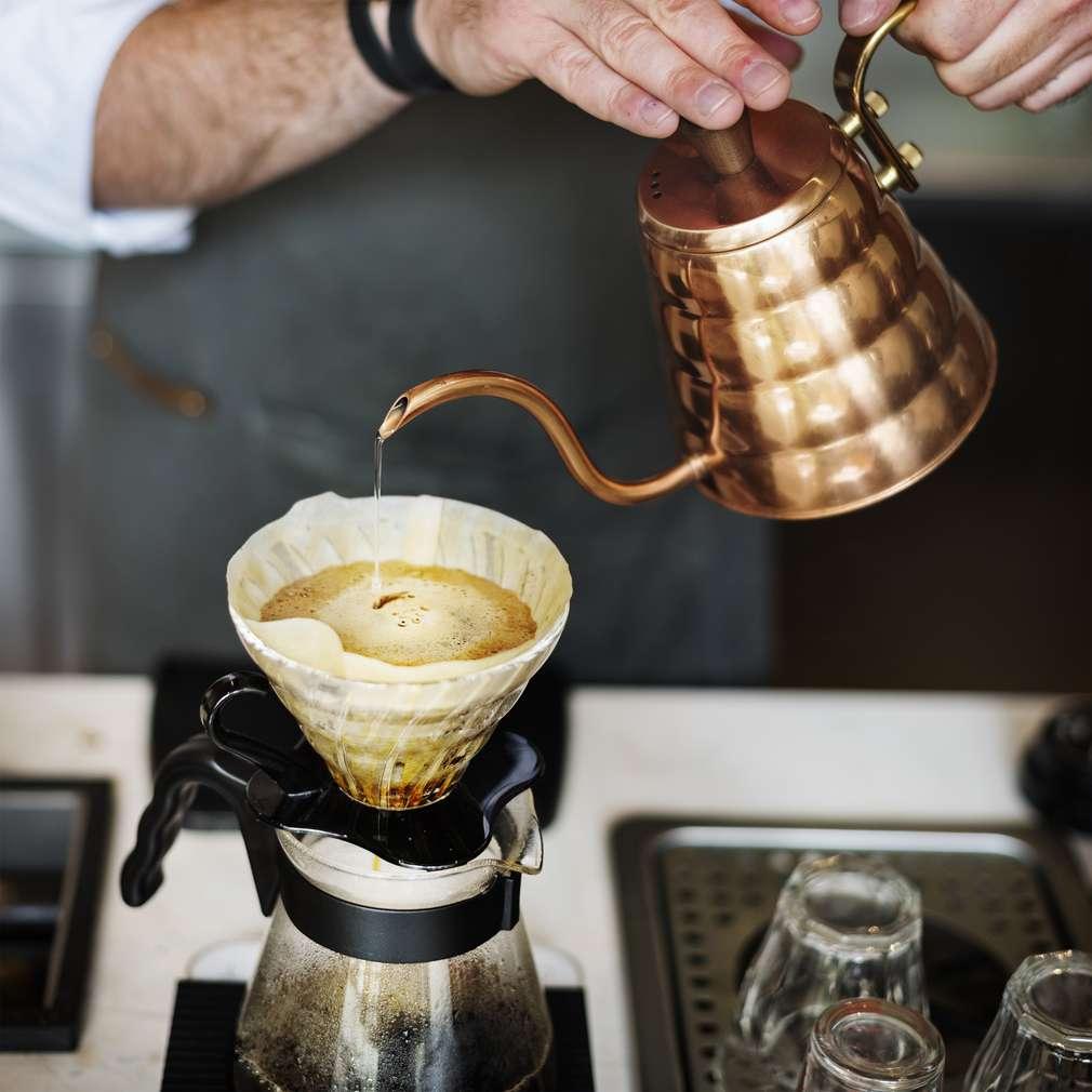 Volles Aroma: Slow Coffee, der Filterkaffee für echte Genießer