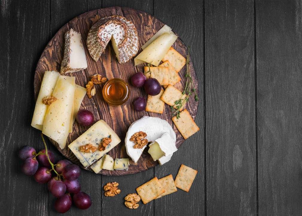 Käseplatte – ein Fest der Aromen