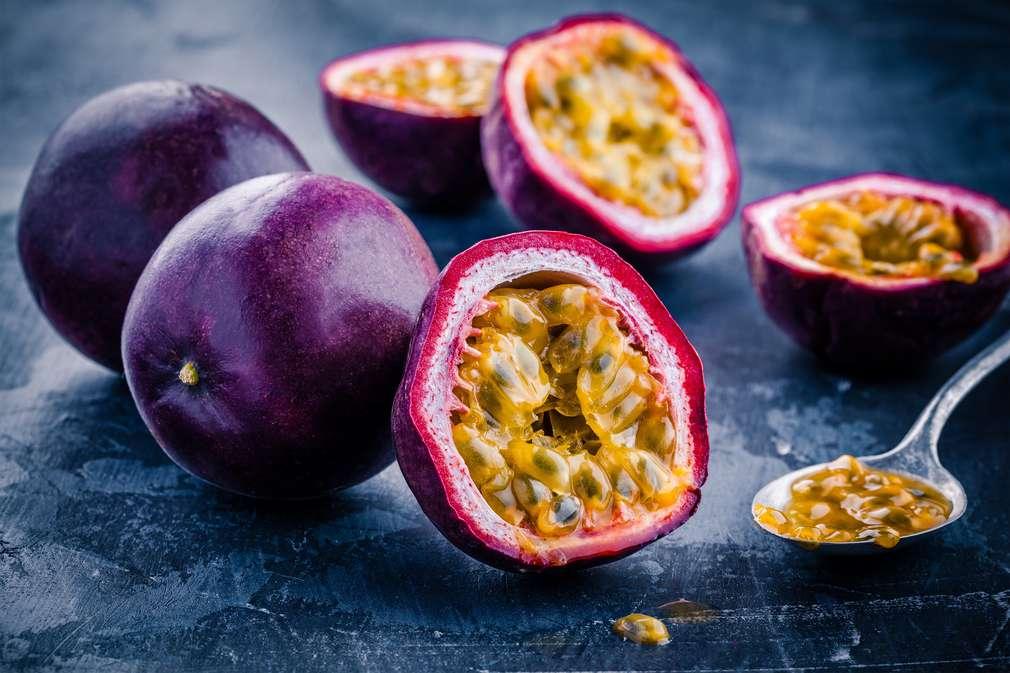 Südfrüchte: Maracuja und Passionsfrucht – wo ist der Unterschied?