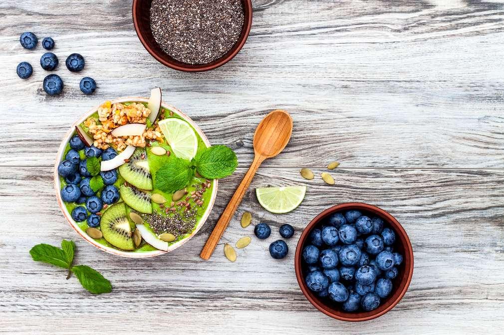 Smoothie Bowls: Obst zum Löffeln