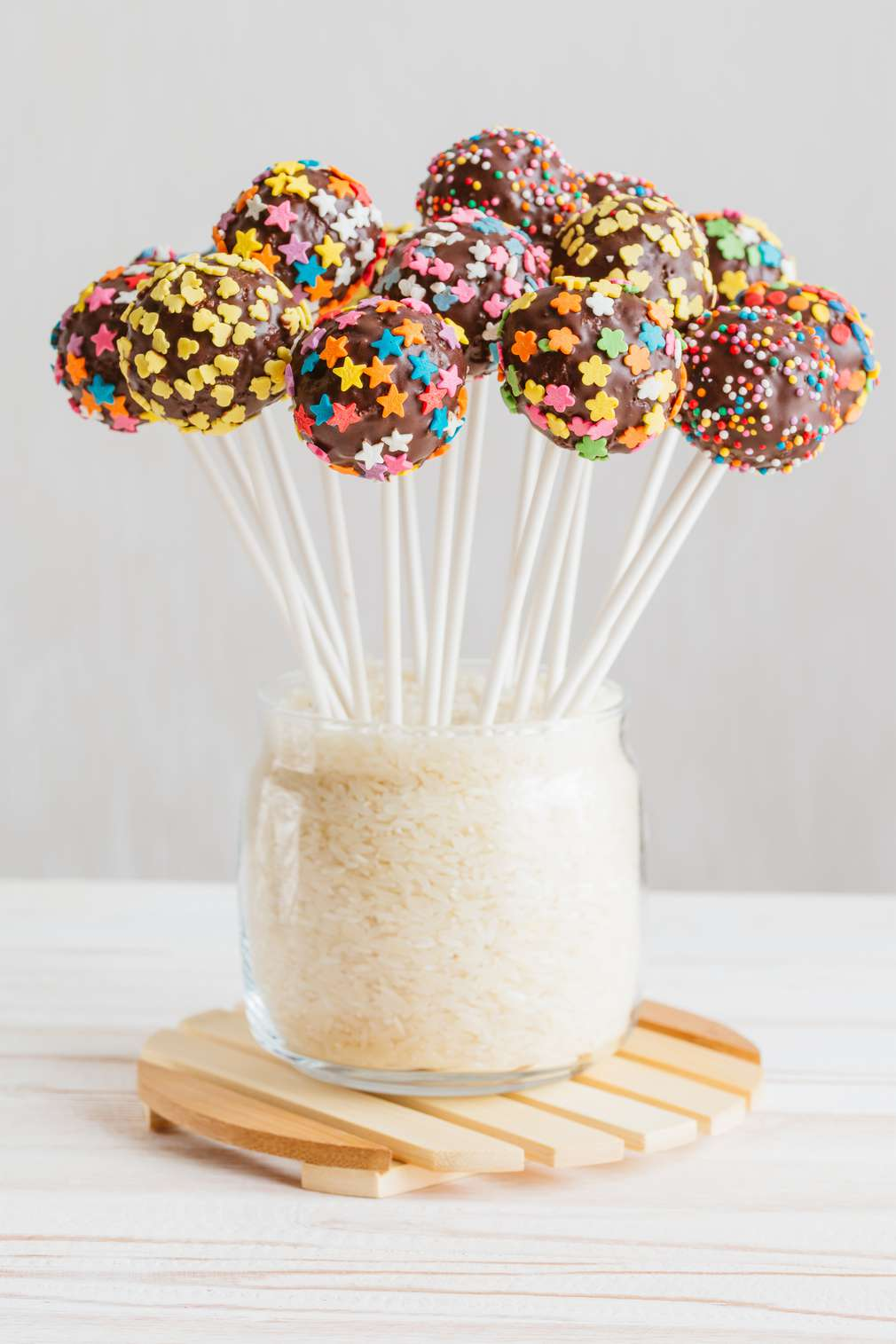 Cake-Pops: Süße Mini-Kuchen am Stiel