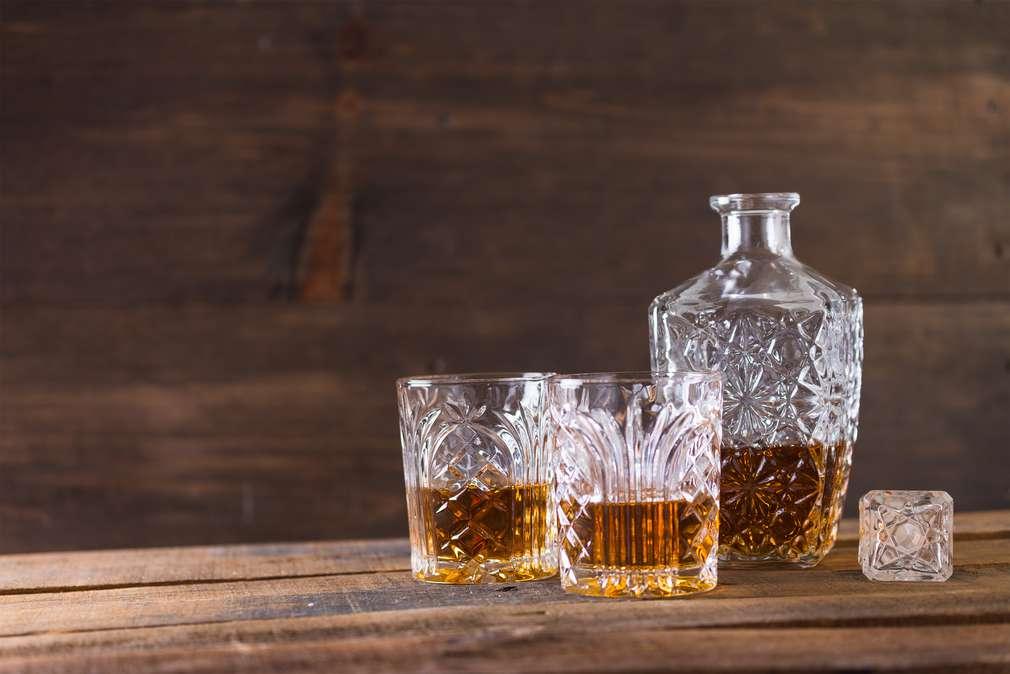 Der Geschmack von Whisky