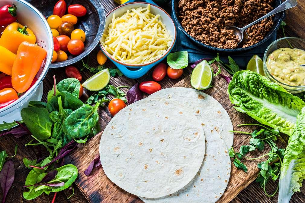 Mexikanische Küche: Herrlich vielfältig