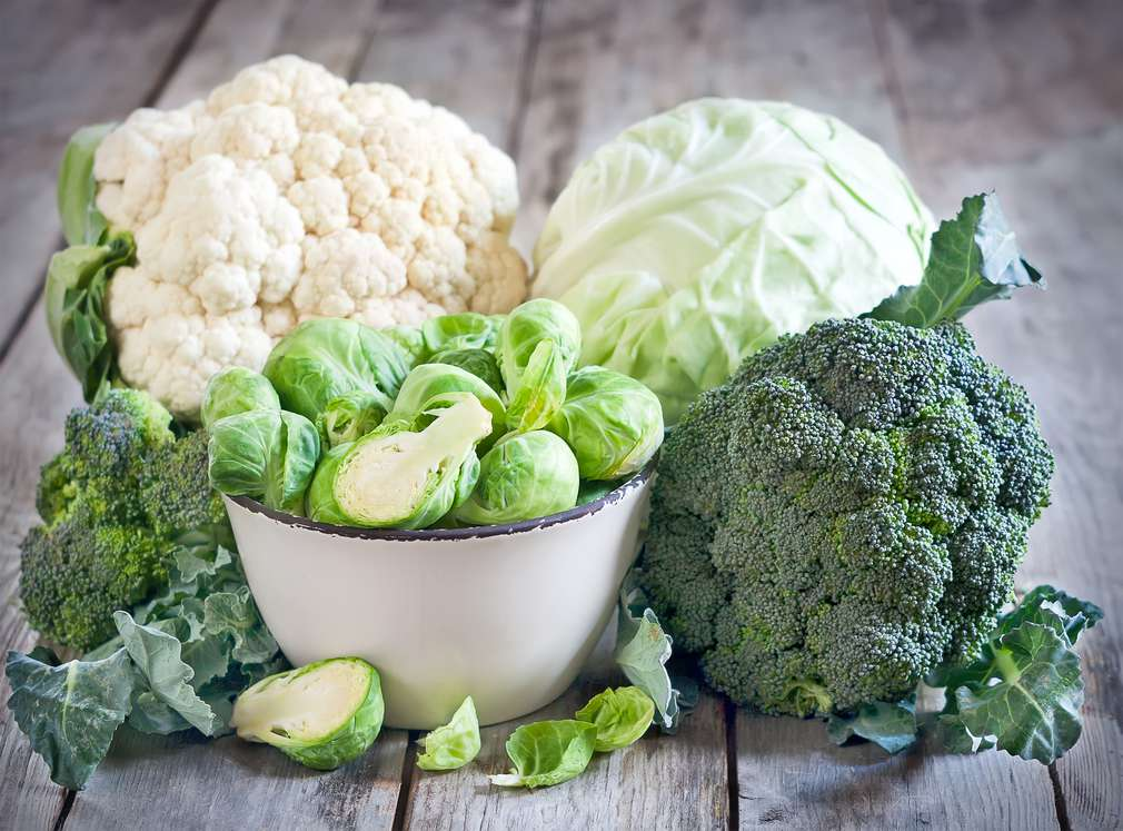 Mit Gemüse abnehmen: So kriegst du dein Fett weg!