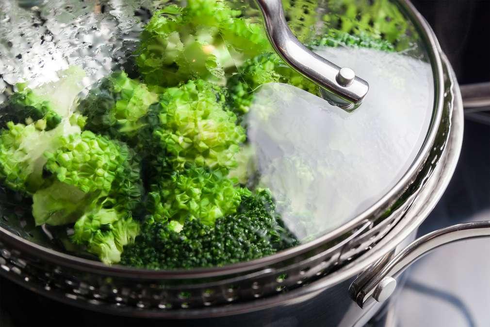 Gemüse dünsten: Das musst du beachten