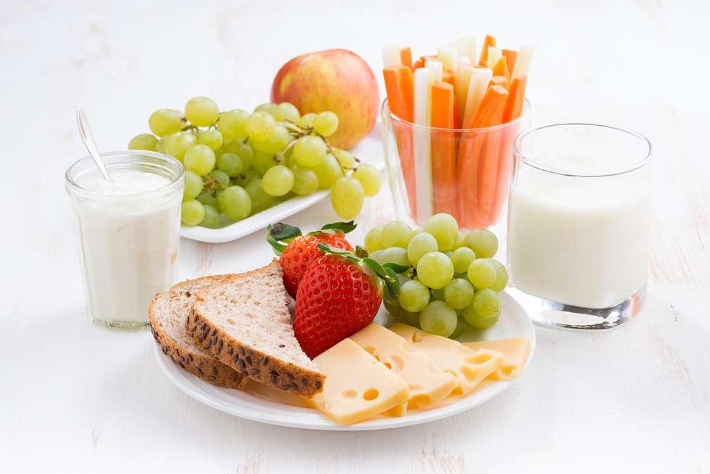 Gemüse-Snacks zum Knabbern: Die gesunde Pause