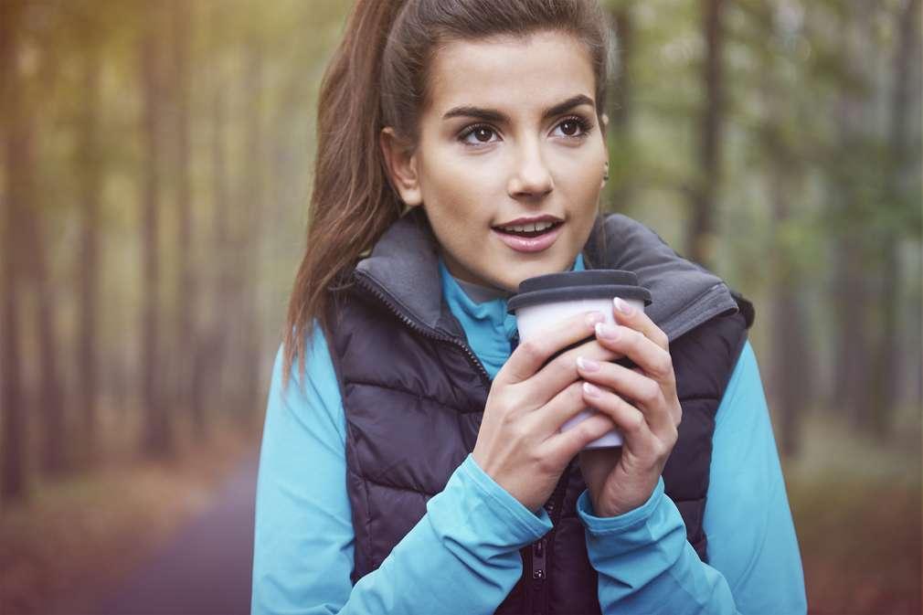 Bringt Kaffee vor dem Sport mehr Power?