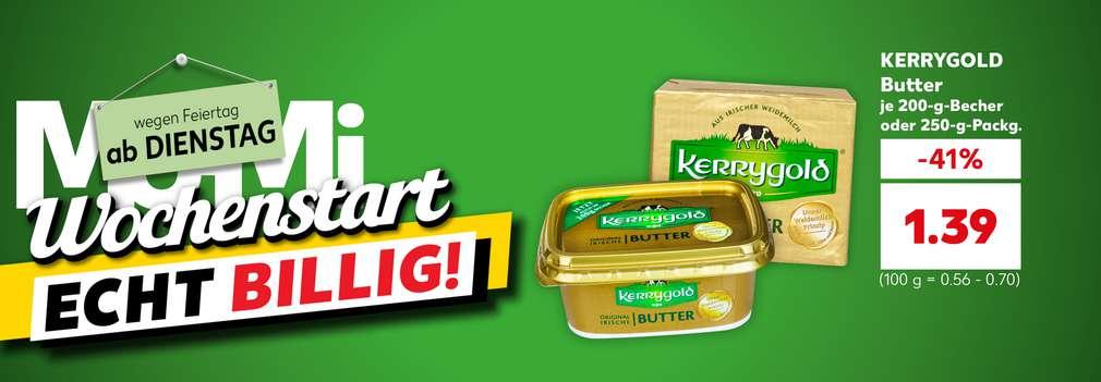 Produktabbildung: Kerrygold Butter