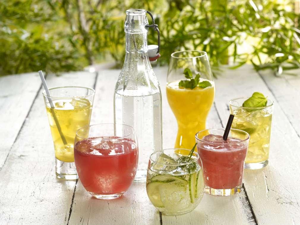 Limonade - Spritzige Erfrischung selber machen