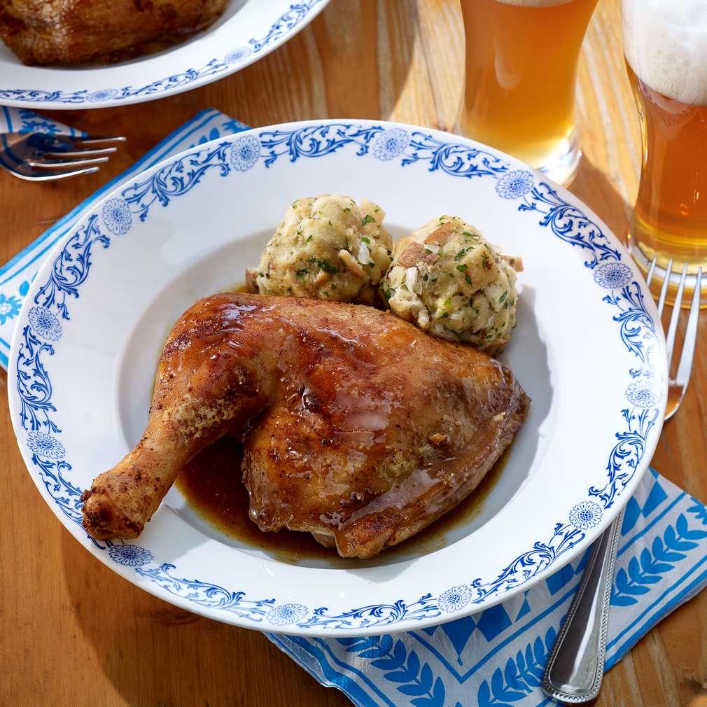 Zobrazenie receptu Kurča na pive s horčicovou omáčkou