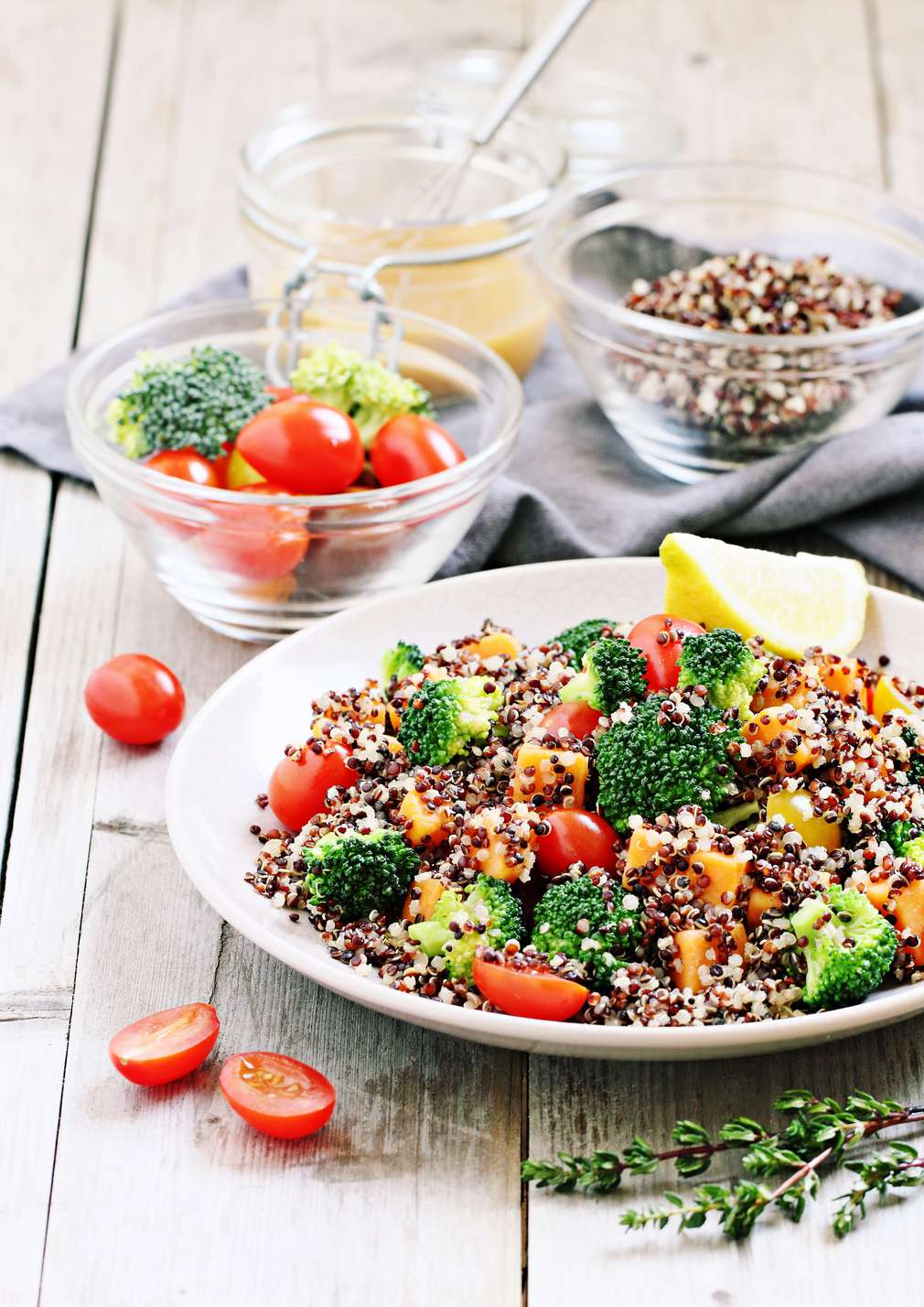 Warum ist Quinoa so gesund?