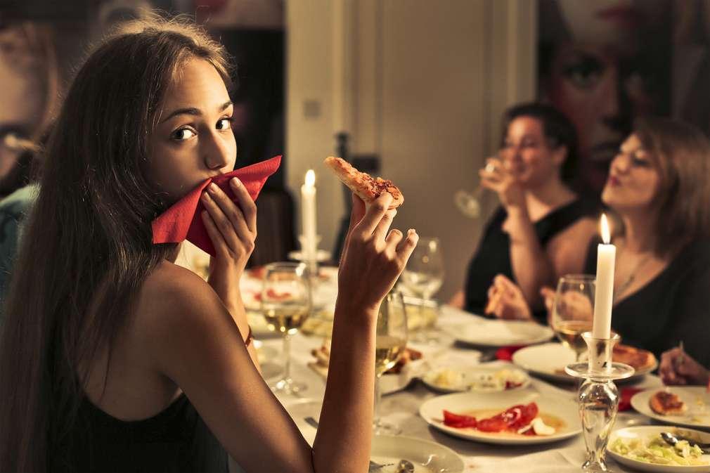 Macht spätes Essen dick?