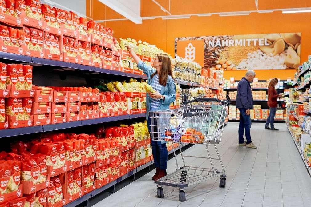 Kaufland Einkauf