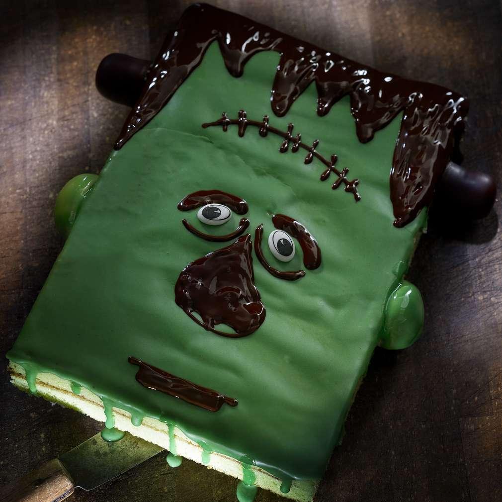 Imaginea rețetei Prăjitură Frankenstein