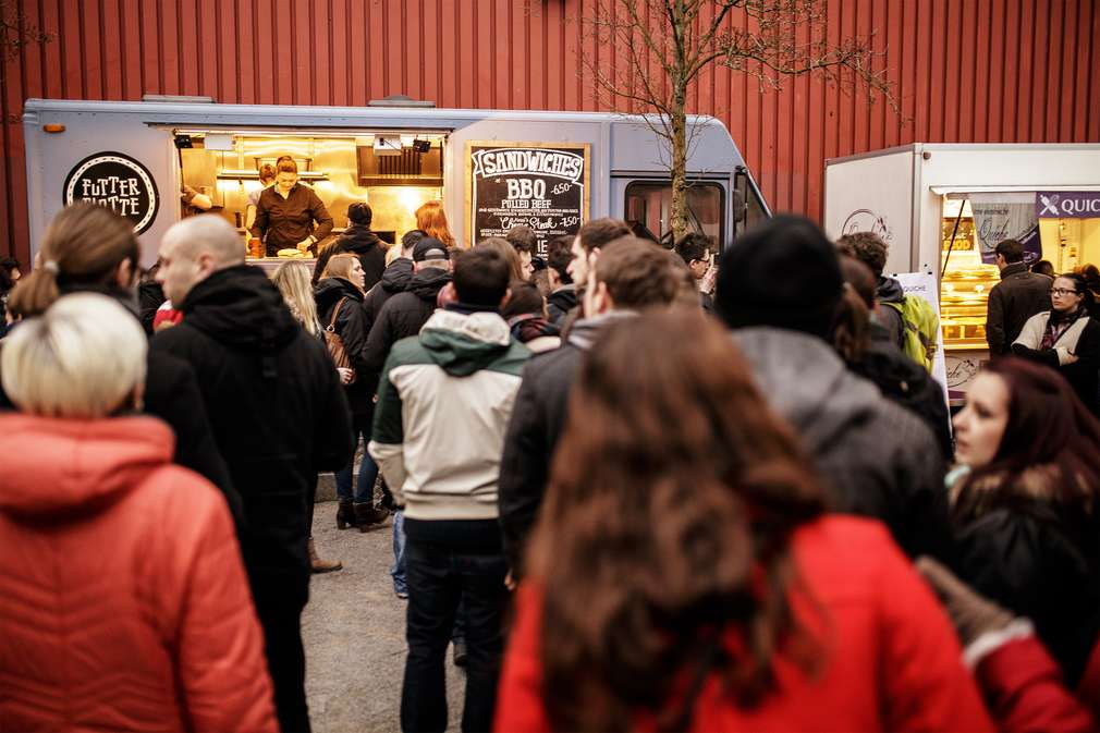 Lust auf Genuss: Street Food Festivals