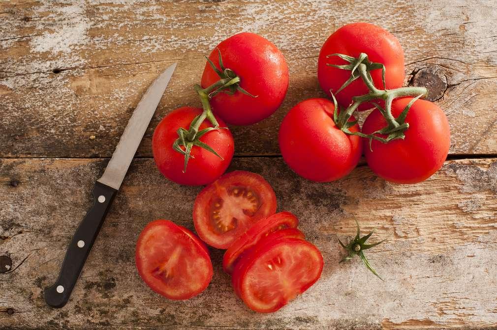 Schöne Scheiben - So schneidet ihr Tomaten richtig